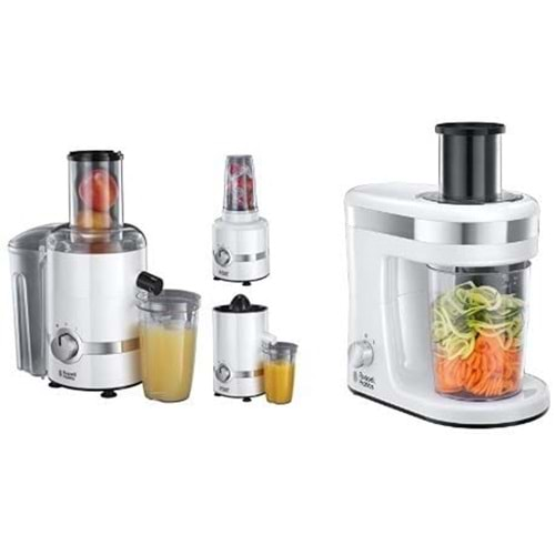 RUSSELL HOBBS 3IN1 ULTIMATE JUICER 22700...