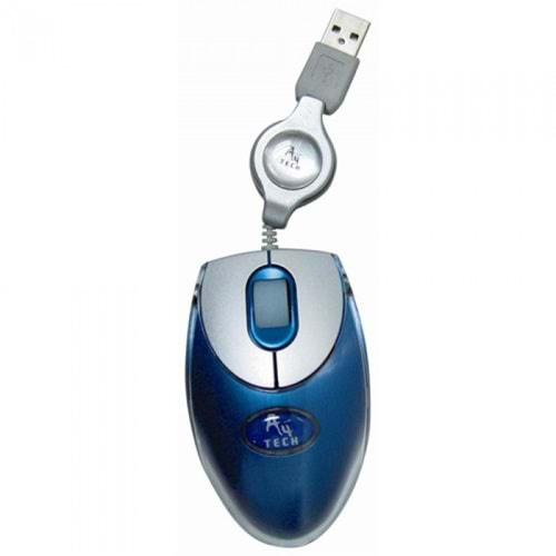MOUSE A4 TECH BW18K-2 MAVİ USB