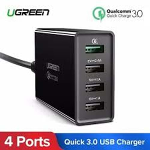 UGREEN USB CHARGER WİTH QUALCOMM 30926