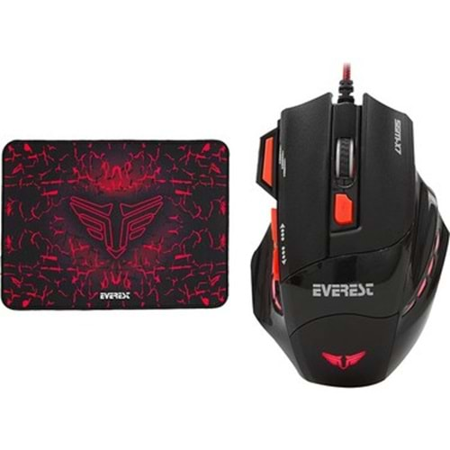 EVEREST SGM X7 OYUNCU MOUSE