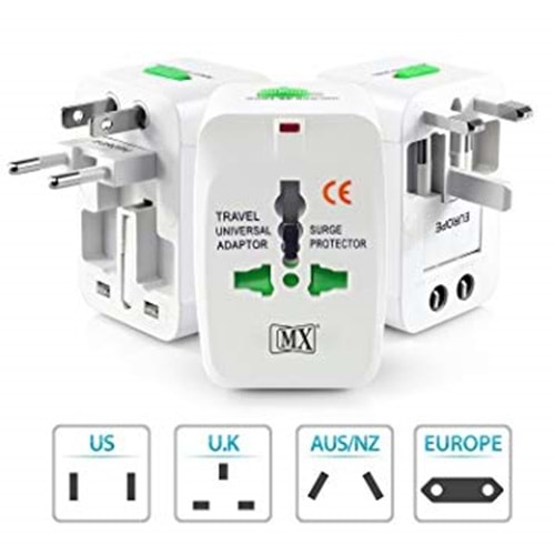 UNİVERSAL INTERNATIONAL ADAPTOR